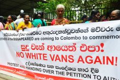 UNHRC 40: Sri Lanka's proposed CTA will again lead to a situation of abduction & enforced disappearances – INGOs