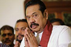 Sri Lankan lawmakers question Rajapaksa's parliamentary seat