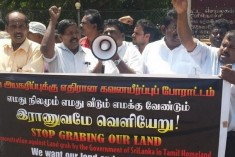 Details of land grabbing by Military in Mullaitivu