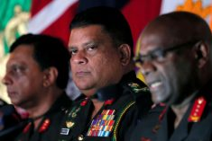The US State Dept has designated Sri Lanka Army Commander Shavendra Silva for alleged war crimes.