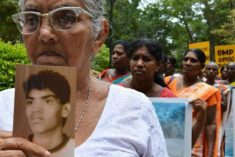 Sri Lanka Office of Missing Persons recommends subsistence allowance to families, public commemoration of missing persons