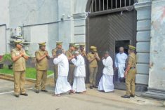Sri Lanka: CPRP requests Government  to include PTA detainees in granting bail and relief to prisons due to pandemic.
