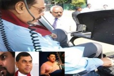 Presidential Election Abuses by Rajapaksas