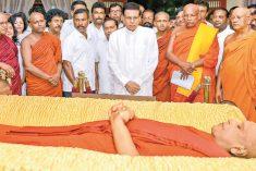 The 20th Amendment Bill – Lest we forget – Dr. Nihal Jayawicrama