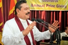 European HR crusaders are similar to wolves in sheep clothing – President Rajapaksha
