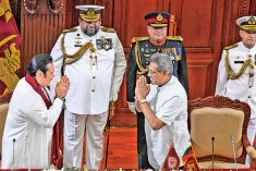 Sri Lanka returns an authoritarian to power – Editorial, Japan Times