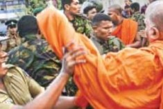 Mayhem As Monks Go On The Rampage