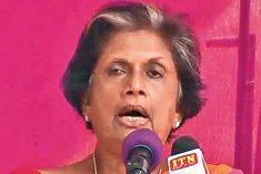 Vasudewa lists corruption cases to be taken up under Rajapaksa family rule.