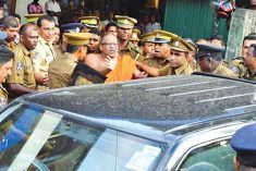 IN SANDHYA EKNELIGODA, CONTROVERSIAL BBS MONK MEETS HIS MATCH