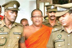 BBS Gnanasara Thera Further Remanded; Bail not Possible Under Victims and Witnesses Protection Bill