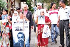 Sandya's long walk to justice