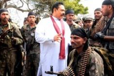Sri Lankan President Visits War-ravaged North Under Massive Security Cordon