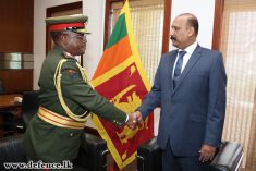 Sri Lanka Defence Secretary equals call for devolution of power with separatist ideology.